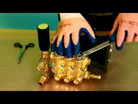 Ремонт Аппарата Высокого Давления, замена клапанов в помпе 3WZ