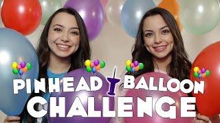 PINHEAD BALLOON CHALLENGE