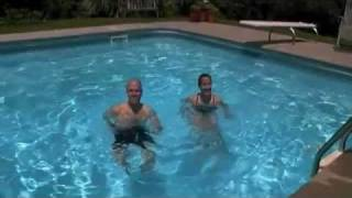 Pool Running 101 Part 1 view on youtube.com tube online.