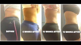 getlinkyoutube.com-Waist Training: Get A Smaller Waist & Flat Stomach With ShapeCiti Waist Cincher