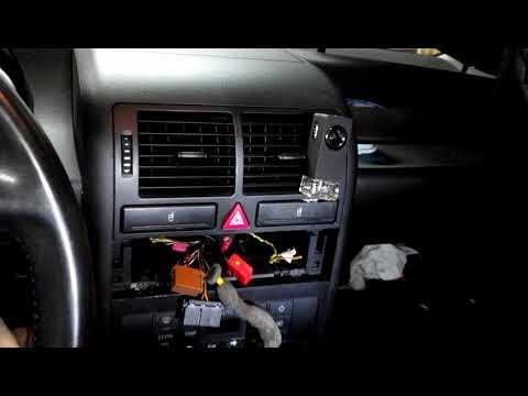Audi a2 странный писк
