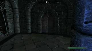 Skyrim : How to get Archery and Destruction 100 Fast
