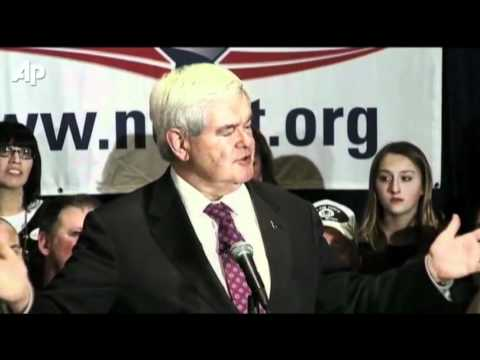 Gingrich: Obama 'food Stamps' President