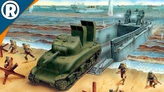 getlinkyoutube.com-OMAHA BEACH 1944 | German Defense | Men of War: Assault Squad 2 [MOD] Gameplay