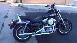 Hunting Harley's, 1993 FXR