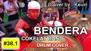 getlinkyoutube.com-Bendera Cokelat - Drum Cover by : Kevin