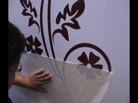 Adhesivos de vinilo decorativos para tu pared. TeleAdhesivo