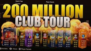 getlinkyoutube.com-INCREDIBLE 200 MILLION CLUB TOUR!!! FIFA 15 ULTIMATE TEAM