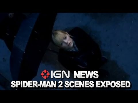 IGN News - The Amazing Spider-Man 2 Scenes Exposed