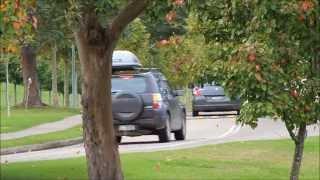 getlinkyoutube.com-Cars vs new speed bump