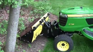 getlinkyoutube.com-TJ's Tractor X738 John Deere