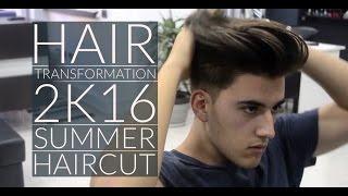 getlinkyoutube.com-Hair Transformation | Summer Haircut | Mens Hair 2016
