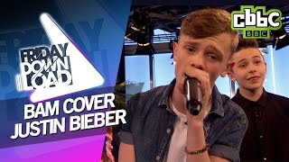 getlinkyoutube.com-Justin Bieber 'Baby' cover by Bars and Melody - CBBC Friday Download
