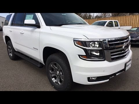 2018 Chevrolet Tahoe Sterling, Leesburg, Vienna, Chantilly, Fairfax, VA T80533