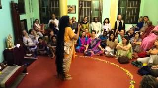 "getlinkyoutube.com-Parvathy Baul performs ""Karuna"" in Tiru"