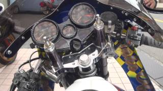 getlinkyoutube.com-CBX400F カフェレーサー HONDA CBX400 01