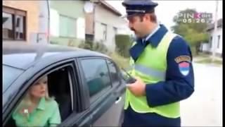 Plavuša & Policajac