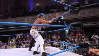 Low Ki vs. DJ Zema Ion: Impact Wrestling