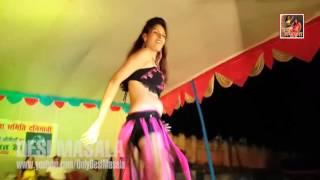 getlinkyoutube.com-Sexy Item Dancer in Bhojpuri Stage Arkestra Show - Ganna ke rus