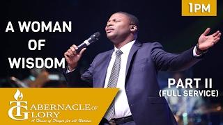 getlinkyoutube.com-Pastor Gregory Toussaint | Wisdom of a Woman of God | 1PM