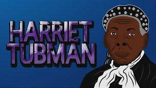 Harriett Tubman Biography (Black History Month for Kids/Children)