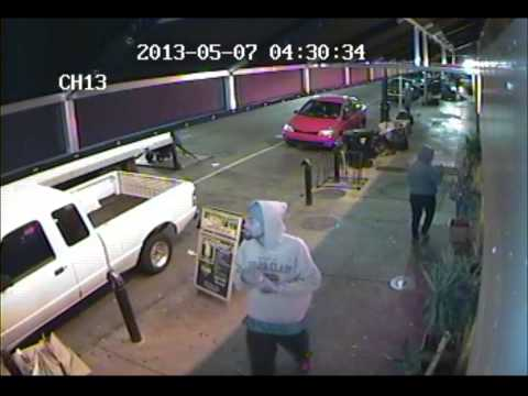 Armed Robbery 100 block of Carondelet Street