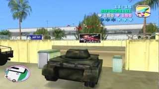 getlinkyoutube.com-The Rhino Tank - Steal it like a Man - Keep it Forever GTA VC