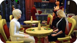 UNA CITA ENTRE DANTE Y KEIRA??!! - Sims 4 Vampiros 07