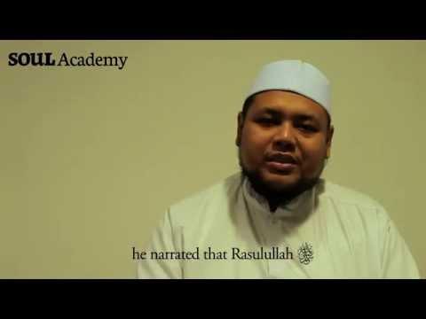 SOUL Academy - The Grey Hair of the Prophet SAW by Ustaz Zahid Md Zin