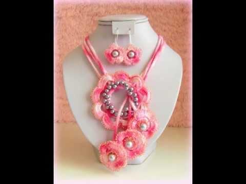 Crochet  & Beaded Jewelry  http://www.etsy.com/shop/elenascrochetjewelry