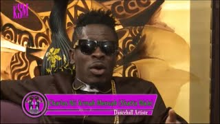 getlinkyoutube.com-KSM Show- Shatta Wale and BullDog on KSM show part 2