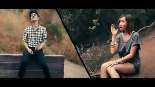 getlinkyoutube.com-Just Give Me a Reason (P!nk ft. Nate Ruess) - Sam Tsui, Kylee, & Kurt Schneider Cover