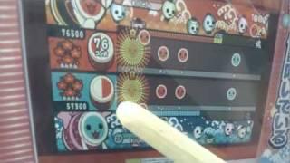 太鼓の達人 新筐体の看板がアレな件【76573実現!?それとも・・・】