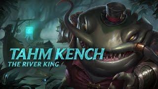 getlinkyoutube.com-Tahm Kench: Champion Spotlight | Gameplay - League of Legends