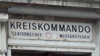 getlinkyoutube.com-Swiss Jesuit Church with CIA NATO Symbol in Solothurn Switzerland Namen Jesu & Kreiskommando