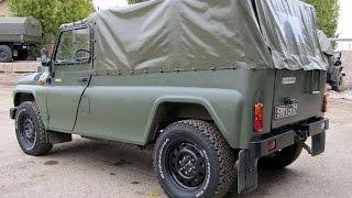 getlinkyoutube.com-#315. Тюнинг УАЗ 469 Скорпион