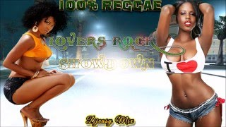 100% Reggae Lovers Rock ShowDown Jah Cure,Beres,Romain Virgo,Tarrus Riley,Alaine,Tessanne,Busy ++