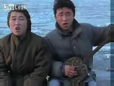 Siberian Throat Singing: Watch Out, Beyonce