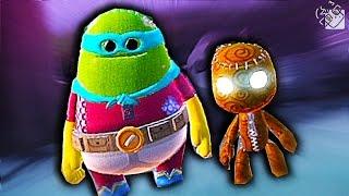 getlinkyoutube.com-ГАГАТУН И МАКСИМ играют в LittleBigPlanet 3 #1