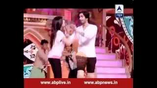 getlinkyoutube.com-Watch the TV stars practice for Zee Rishtey Awards