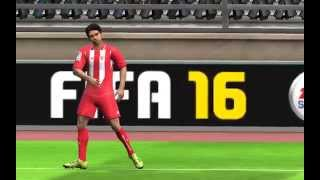 getlinkyoutube.com-обзор игры Fifa 16 на андроид