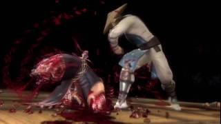 Mortal Kombat 9 - All Character (Default) Fatalities HD