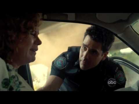 Sam Swarek & Andy McNally (Rookie Blue S03 Ep01) PART 1