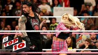 getlinkyoutube.com-Top 10 Raw moments: WWE Top 10, Oct. 17, 2016