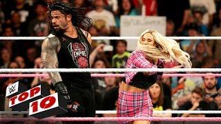 getlinkyoutube.com-Top 10 Raw moments: WWE Top 10, Oct. 17, 2016