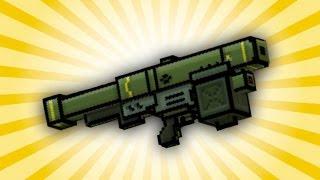 getlinkyoutube.com-Pixel Gun 3D - Stinger UP2 [Review]