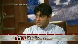 """getlinkyoutube.com-Raj Patel: In Attacks on Obama, Food Stamps, Newt Gingrich is """"Racially Coding Poverty"""""""