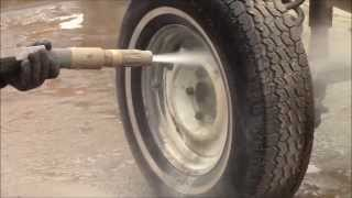getlinkyoutube.com-Stripping Paint from Steel Wheels in less than 2 minutes!