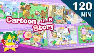 getlinkyoutube.com-What's that?+More Kids Cartoon story step B   Learn English   Collection of Easy conversation