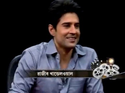 Interview with Rajeev Khandelwal